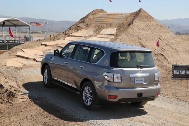 Nissan 360 - Adventure Course