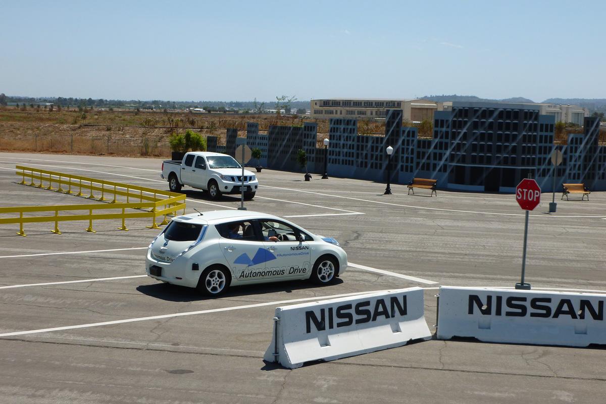 Nissan 360 - Autonomous Drive