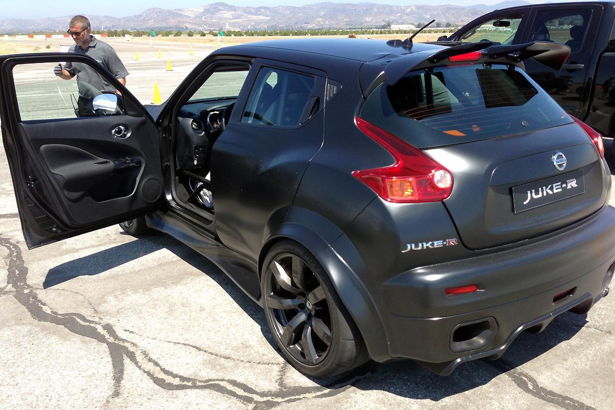 Nissan 360 - JUKE-R