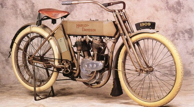 Top 10 Vintage Harleys