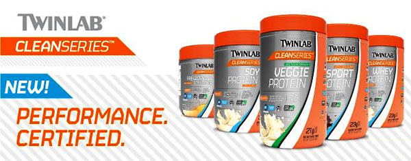 Twinlab CleanSeries