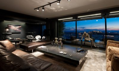 Skyfall Apartment by Studio Omerta