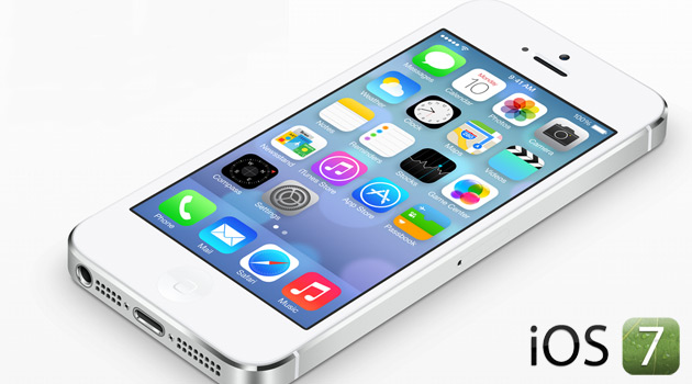 iOS 7 Upgrade