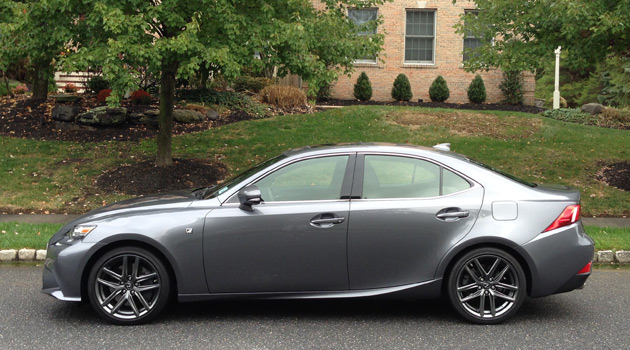 review 2014 lexus is 350 f sport awd. Black Bedroom Furniture Sets. Home Design Ideas