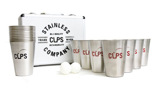 CupsCo Stainless Steel Cups Promote Retainability