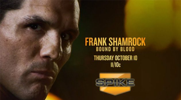 'Frank Shamrock: Bound by Blood' Preview