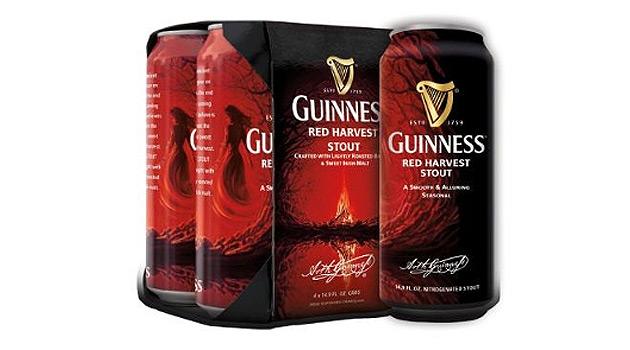Guinness Red Harvest Stout