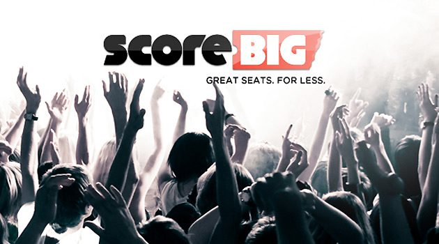 Save Up To 60% On Sports, Concert, And Theater Tickets With ScoreBig