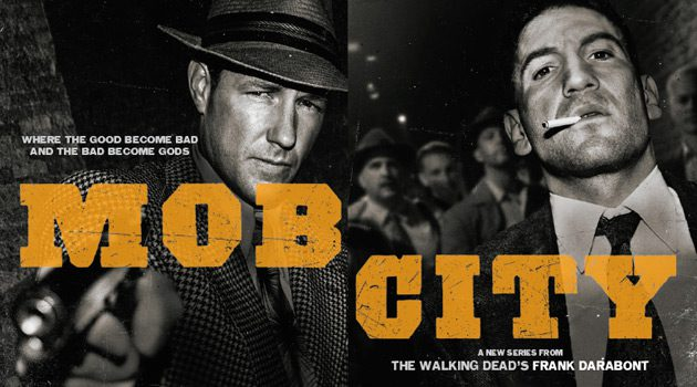 Sitting Down With The Stars Of 'Mob City'