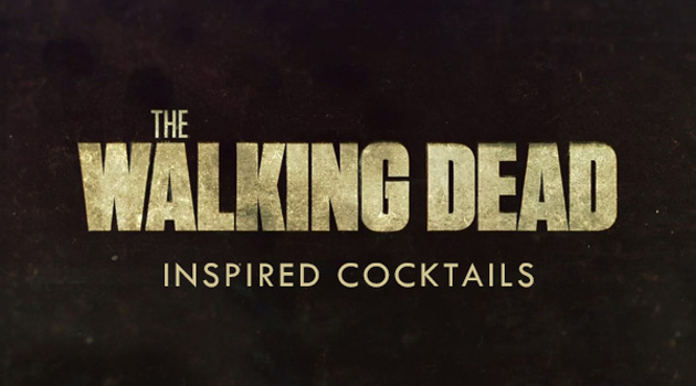 The Walking Dead Cocktails