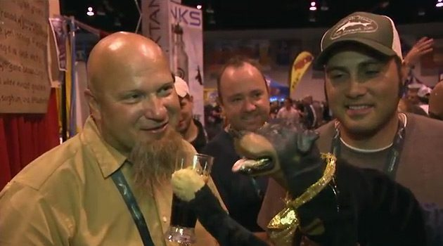 Triumph The Insult Comic Dog Visits The Great American Beer Festival