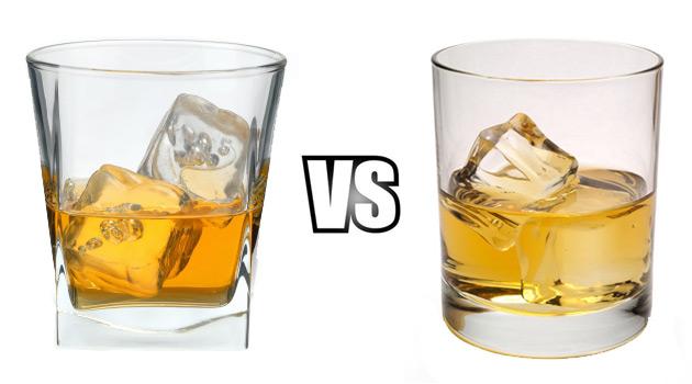 Whiskey vs. Bourbon