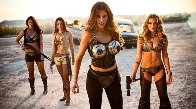 Girls Movie 2013 Meet The Hot Girls of 'machete