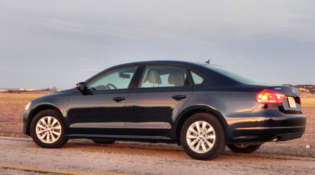 2013 VW Passat S
