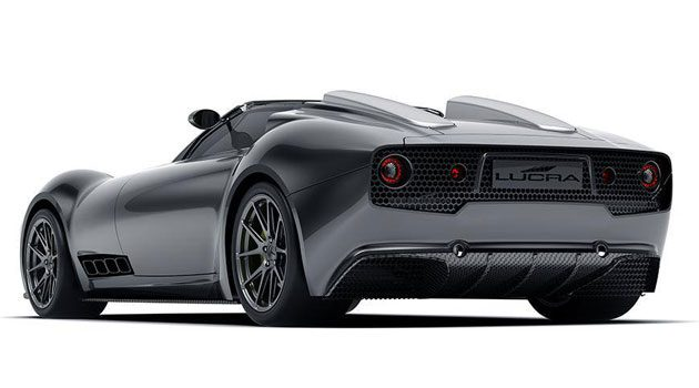 The 2014 Lucra L148 Is A 700HP American Supercar