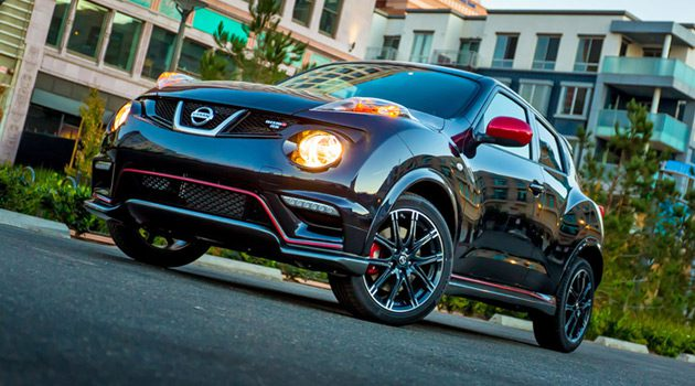 The Sport Crossover Is Redefined In The 2014 Juke NISMO RS