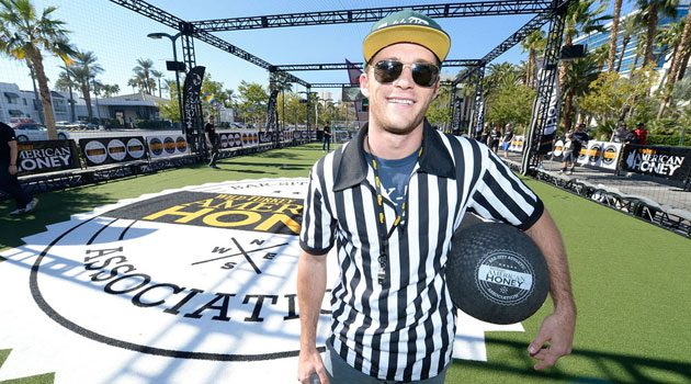 World Kickball Championship Hosted In Vegas By Actor Scott Eastwood