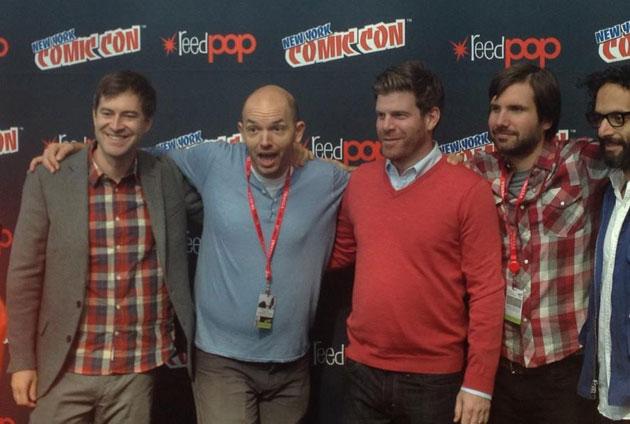 Comic Con - The League