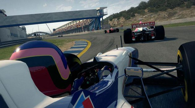 Silverstone Comes To Life Through Innovative F1 2013 Video Game