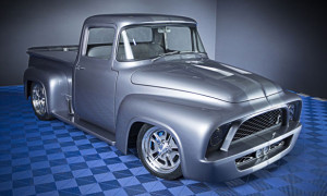 Ford F-100 'Snakebit' Revealed At SEMA