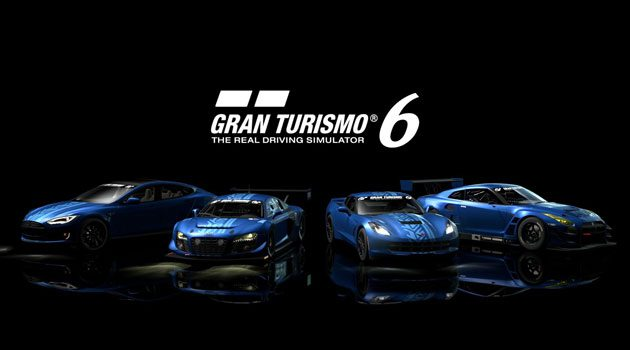 Gran Turismo 6′s GPS Will Let You Drive Your Favorite Real-Life Routes