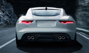 Jaguar F-TYPE Coupe Introduced At LA Auto Show