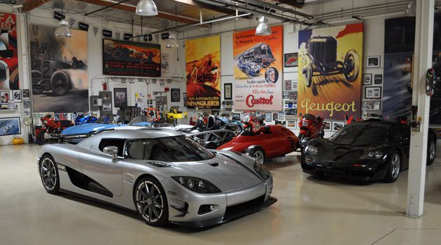 Six Of The World's Finest Car Collections