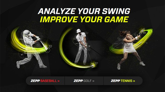 Zepp's Multi-Sport Training System Is Available Now