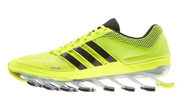 adidas Springblade 'Electricity' Launches