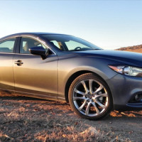 2014 Mazda6 Brings Elegance and Surprising Power