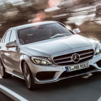 Unveiled: The 2015 Mercedes-Benz C-Class