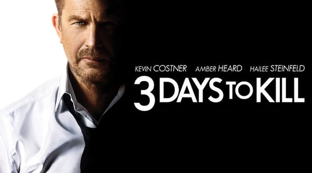 '3 Days To Kill' Prize Pack Giveaway