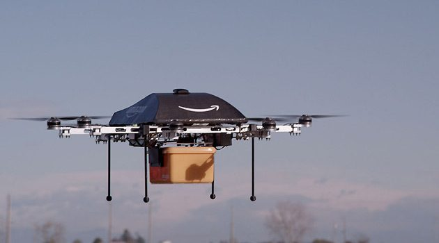 Amazon Wants To Deploy Delivery Drones