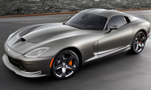 Anodized Carbon Special Edition Package Available on 2014 SRT Viper GTS