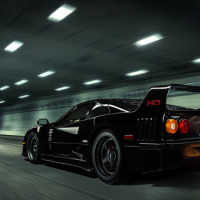 Shooting Gas Monkey Garage's Ferrari F40