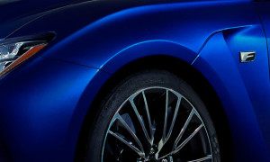 Newest Lexus F Model Will Debut Next Month At Detroit Auto Show