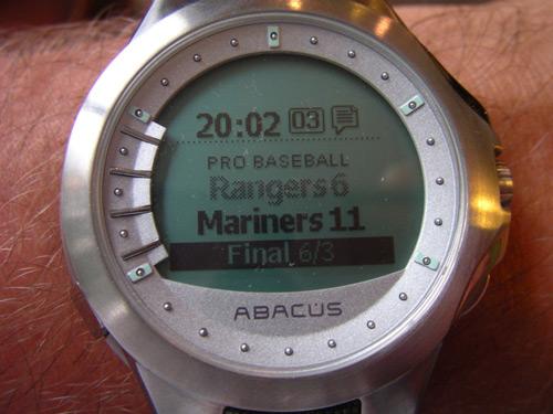 Microsoft-SPOT-Watch
