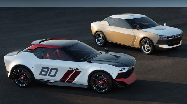 Nissan Idx Concepts Could Spell Trouble For Scion Fr S And