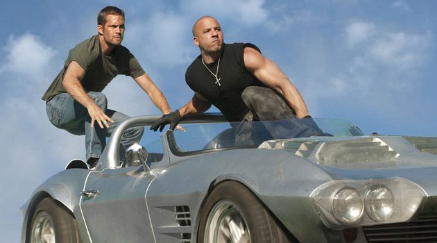 The Top 5 Paul Walker Movies