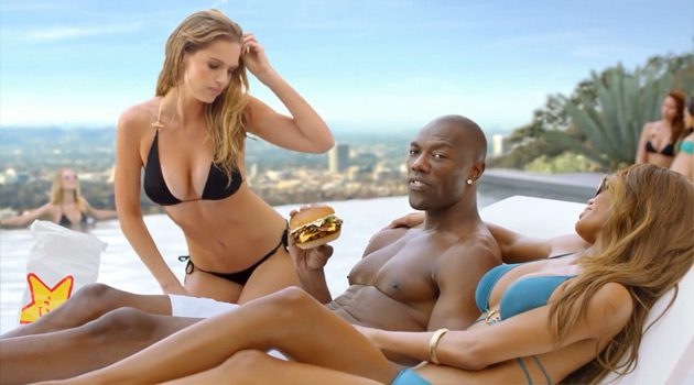 Terrell Owens Talks About His Time In Philly In Hilarious New Carl's Jr Ad