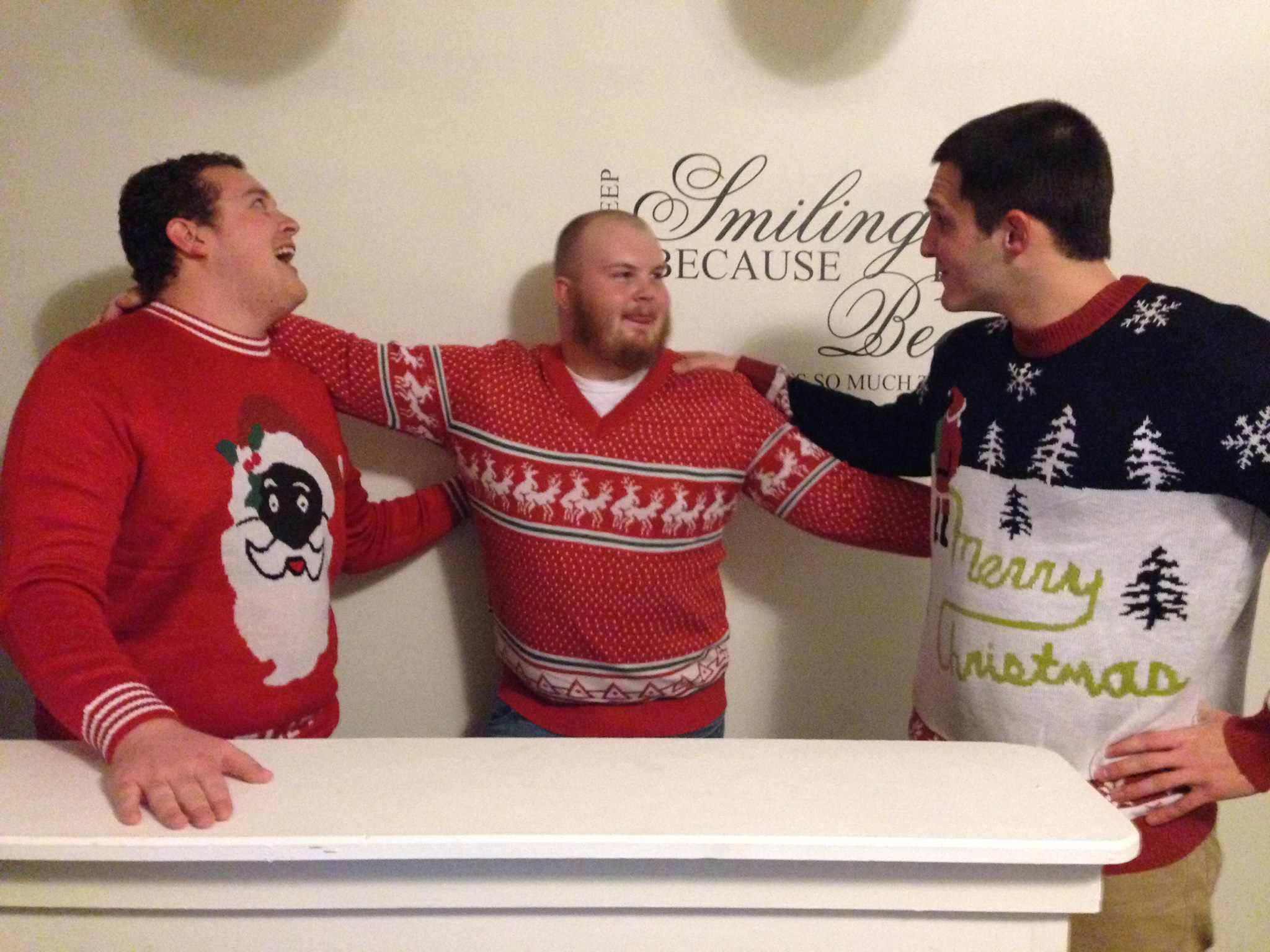 Tipsy Elves Ugly Christmas Sweater Party