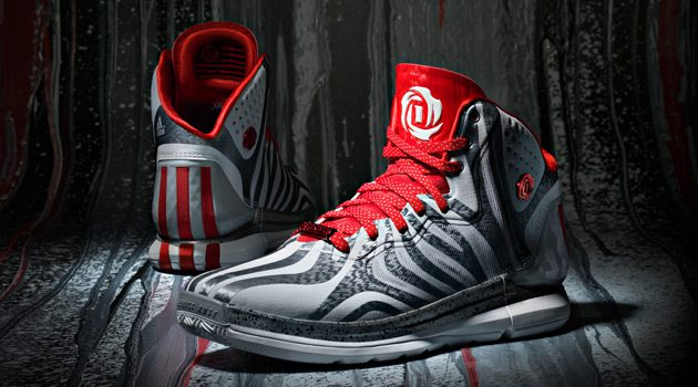 adidas Unveils D Rose 4.5 Signature Basketball Shoe