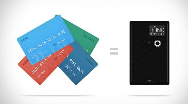 Coin – Use One Coin for All of Your Cards