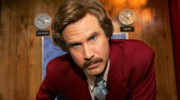 Try Bacardi's 'I Am Ron Burgundy' Cocktail