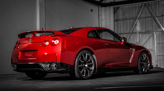 Nissan Announces Pricing for 2015 GT-R