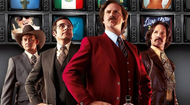 Ron Burgundy's Guide To Dress For Success