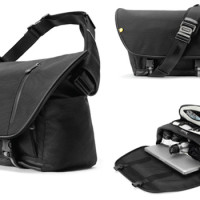 Booq Boa nerve Messenger Bag : Rugged Protection For The Urban Warrior