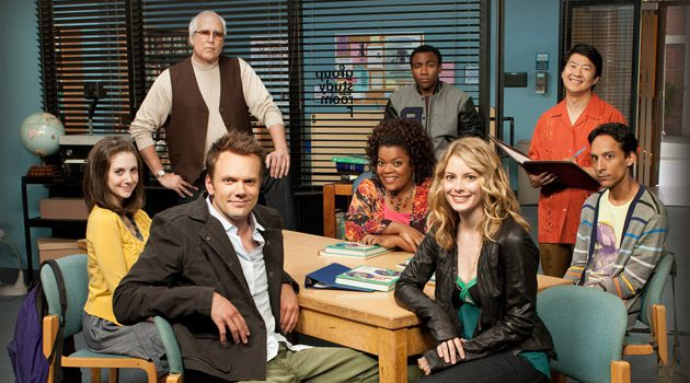 Community To Return For Sixth Season On Yahoo!