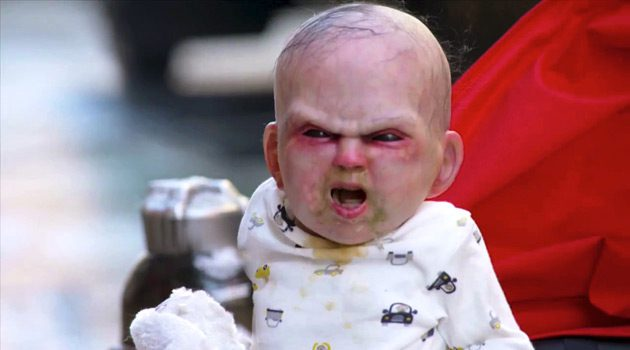 'Devil's Due' Baby Prank Scares the Hell Out of New Yorkers