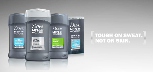 Irritation-Free Mondays, Brought To You By Dove Men+Care